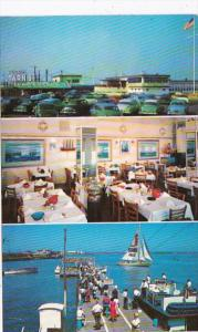 New Jersey Atlantic City Captain Starn's Restaurant and Boating Center A...