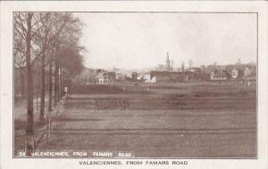 From Famars Road View of VALENCIENNES, Nord, France, 00-10's