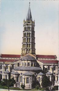 France Toulouse Abside de la Basilique Saint-Sernin