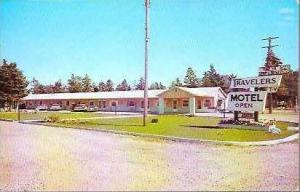 MI Mackinaw City Travelers Motel