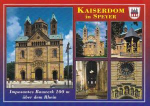 Germany Speyer Kaiserdom