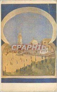 Postcard Fancy Old Mosque