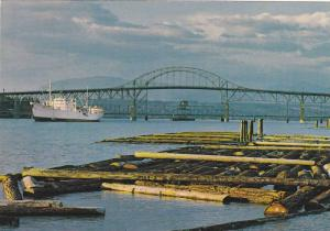 Ships in Port, New Westminster,   B.C.,  Canada,  50-70s