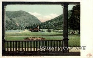 Crawford Notch, House in White Mountains, New Hampshire