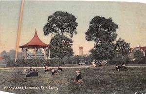 Band Strand, Lammas Park Eating Promenade