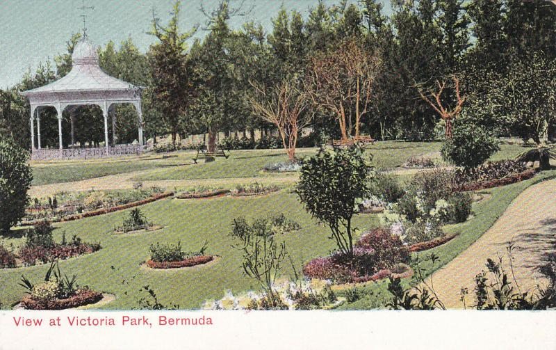 BERMUDA , 00-10s ; View at Victoria Park
