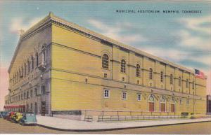 Municipal Auditorium, MEMPHIS, Tennessee, 30-40'S
