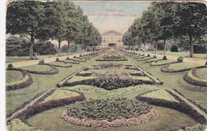 Sunken Gardens, Fairmount Park, PHILADELPHIA, Pennsylvania, 1900-1910s