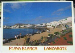 Spain Lanzarote Playa Blanca - posted 1995