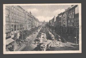 088169 Czechia Prag Wenzelsplatz Vintage PC