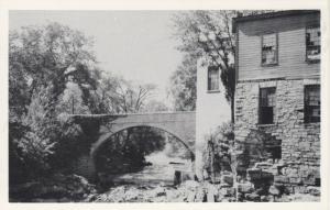 ALMONTE , Ontario, 50-60s ; The Stone Bridge