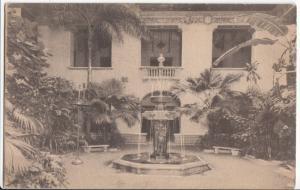 Patio or Courtyard, Pan American Union Building, Washington DC, unused Postcard