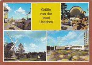 Germany Gruesse von der Inseln Usedom Multi View