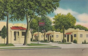 COLORADO SPRINGS, Colorado, 30s-40s; Glendale Lodge