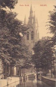 Oude Kerk, DELFT, South Holland, Netherlands, 00-10s