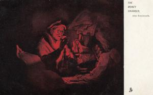 The Money Changer , 00-10s ; Rembrandt ; TUCK 913