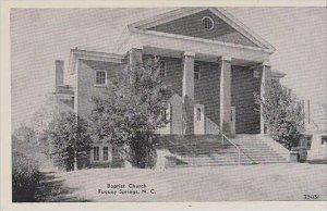 North Carolina Fuquay Springs Baptist Church