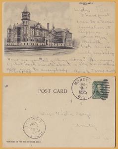 Eau Claire, Wis., High School - 1905