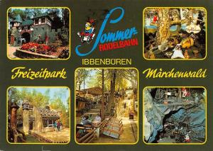 Freizeitpark Sommer Rodelbahn Ibbenbueren Maerchenwald