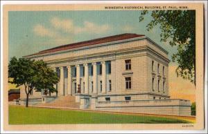 Minnesota Historical Building, St Paul MN