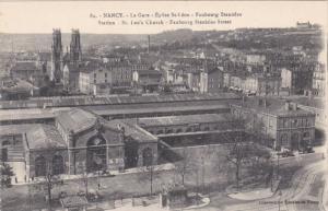 La Gare , NANCY (Meurthe-et-Moselles), France, 1900-1910s
