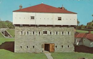 PRESCOTT , Ontario , Canada , PU-1984 ;  Fort Wellington