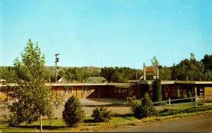 Montana Fort Benton Fort Motel