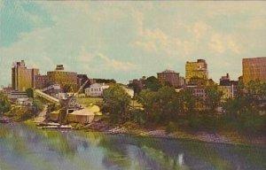 Arkansas Little Rock Skyline And Arkansas River