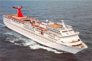 S.S.  Ecstasy, Carnival Cruise Line