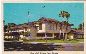 Florida Winter Park City Hall 1968
