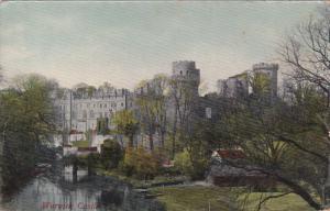 WARWICK, Warwickshire, England, 1900--1910's; Warwick Castle