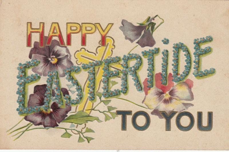 EASTER; Happy Eastertide to you, PU-1911