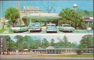SC Hardeeville Magnolia Restaurant & Motel