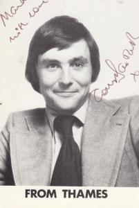 Tony Bastible Former Magpie TV Show Presenter Thames TV Hand Signed Photo