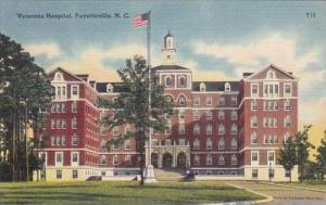 North Carolina Fayetteville Veterans Hospital