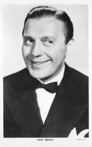 Jack Benny Actor, Actress, Movie Star Unused