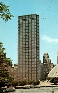 Pennsylvania Pittsburgh United States Steel Building 1978