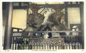 Big Idols, Ayer Itam Temple Penang Malaysia Unused