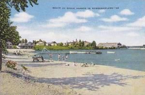 Wisconsin Keweenawland Beach At Eagle Harbor