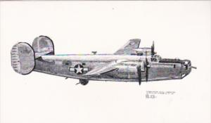 B-24d LIberator From The Warbird Collection