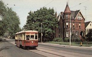 TORONTO , Ontario , Canada , 1976 ; Trolley