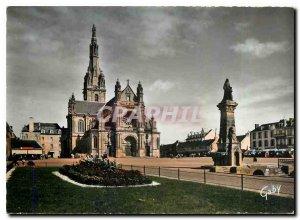 Modern Postcard Sainte Anne d'Auray (Morbihan) The Basilica