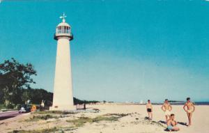 LIGHTHOUSE , Biloxi , Mississippi , 50-60s