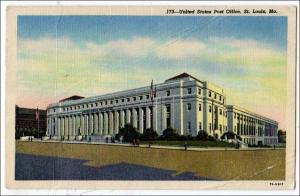 Post Office, St Louis MO