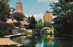Texas San Antonio San Antonio River