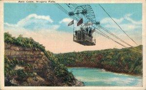 USA Aero Cable Niagara Falls 03.55