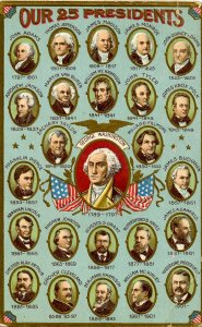Our 25 Presidents (United States)