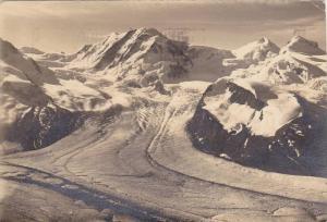 RP, Gornergraf, Lyskamm-Castor-Lollux, Zermatt, Valais, Switzerland, PU-1930