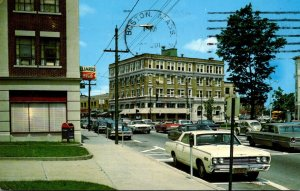 Maine Sanford Central Square 1969