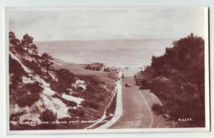 P1100 vintage RPPC unused valentine,s durley chine east bournemouth UK